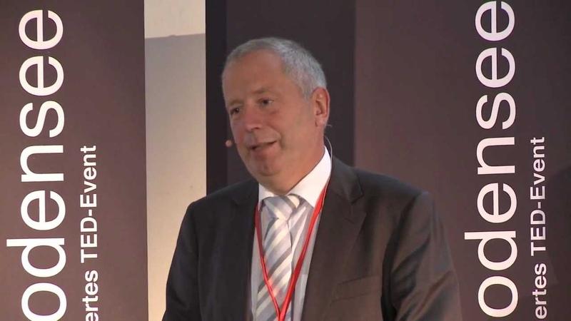 Wenn Kind sein nicht so einfach ist: Christoph Gräf -- Stiftung Liebenau at TEDxBodensee