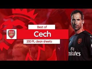 Best of Petr Cech / 200 PL clean sheets