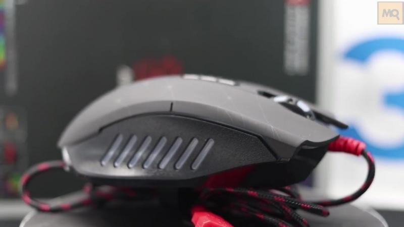 A4Tech Bloody P81 обзор мышки