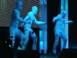 tap dancing mummies
