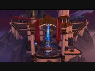 Новая карта Dragon Arena для режима Командная битва насмерть