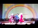 Парный танец в Аракаево