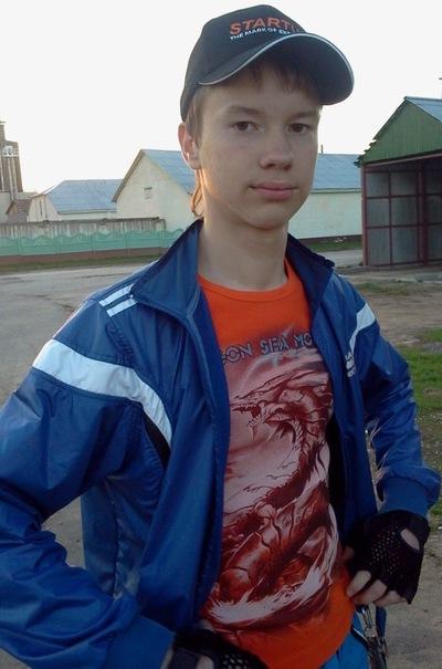 Илья Гаврик, 5 мая 1998, Дзержинск, id121174298
