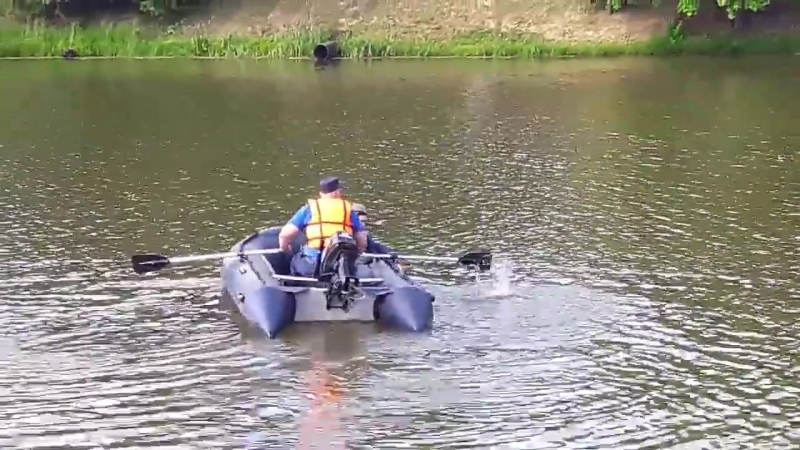 В Белкино утонул человек