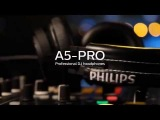 Philips Armin van Buuren A5-PRO (Product Intro)
