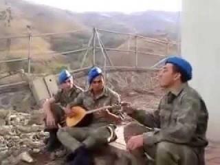 Askerden Muhteşem Kürtçe - Îro Çerxa Şoreşê Bravo KURD 2013