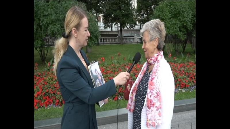 репортаж на Красной площади для Андрея и Ани
