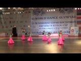 Reyhan-dance Малая Группа дети XI ВТО КР Oriental
