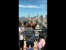 Video da Gigi Hadid no set do photoshoot para Messika ontem em Nova York