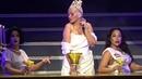 Christina Aguilera - Deserve - Liberation Tour - Radio City Music Hall NY - 4th of October 2018