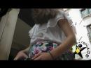 Sweet Teen Girl Upskirt Малолетка Под юбкой