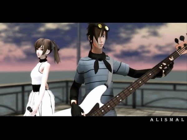 (MMD) Toby / Alis / The Lost Ones Weeping (BassCover)