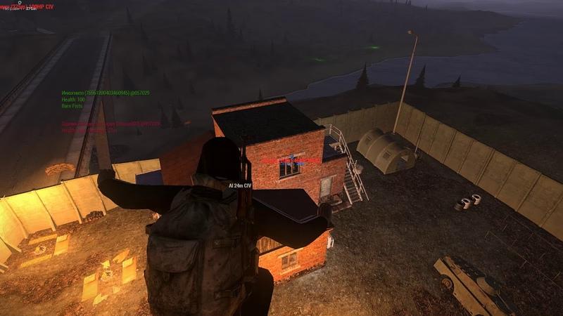 Атака монолита на Вояк 2