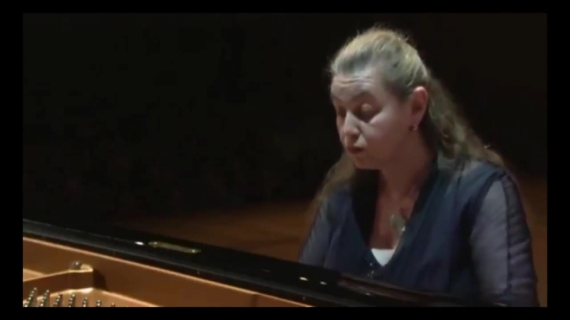 1054 J. S. Bach - Harpsichord Concerto No.3 in D major, BWV 1054 - Orchestra de Lausanne [Andy Sommer] - Lilya Zilberstein