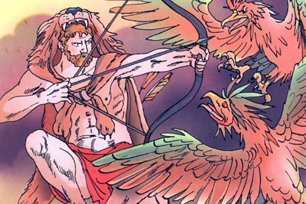 Геракл Древнегреческая мифология наполнена рассказами о великих завоевателях, храбрых воинах и романтичных героях. В череде божественных смельчаков особо выделяется сын Зевса Геракл. Подвиги