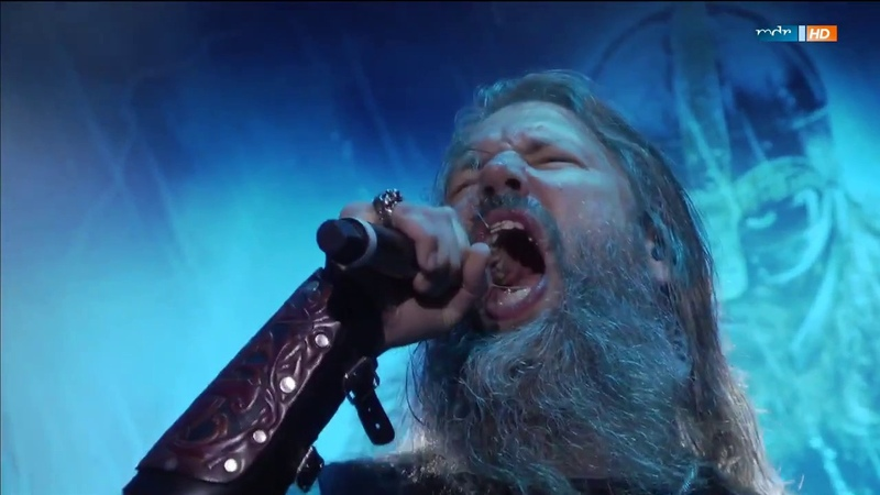 AMON AMARTH - First Kill - Live at With full Force - (Pro-Shot) - (HD)