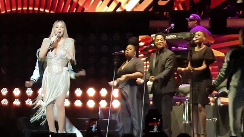 Mariah Carey - Make It Happen (Live in Kuala Lumpur 2018)