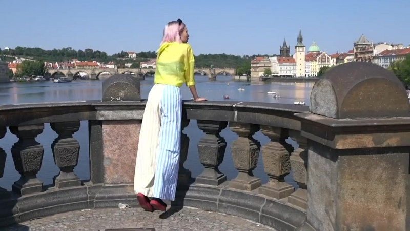 Elena Sheidlin Sheidlina x Soda 5 ярких образов