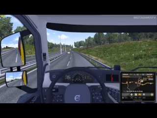 Euro Truck Simulator 2 1.9 Open Beta - Traffic Density Mod