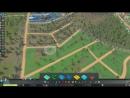 [Гугл Мен] Cities Skylines Parklife - Часовая башня в деревушке для лесорубов! 43