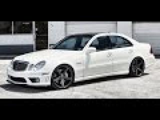 Мерседес Е класса w211 AMГ /Mercedes E-Class AMG w211