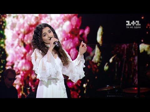 Анна Тринчер – Не питай мене – полуфинал – Голос страны 8 сезон