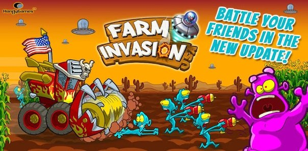 Farm Invasion USA Premium 1/3/3