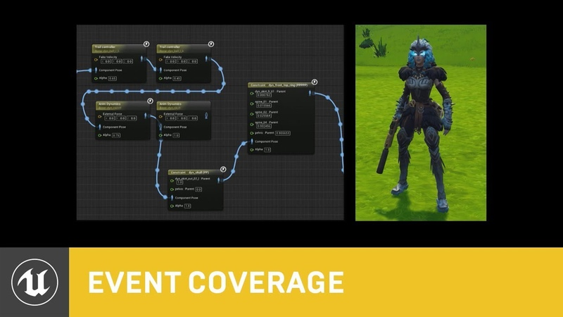 Making the Most of Animation Blueprints Unreal Fest Europe 2019 Unreal Engine