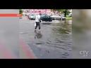 Потоп в Бресте и смерч под Минском