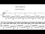 Полёт шмеля - Ноты для Фортепиано