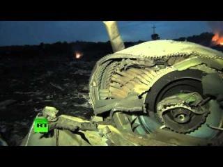 ДНР и Киев обвиняют друг друга в атаке на Boeing-777