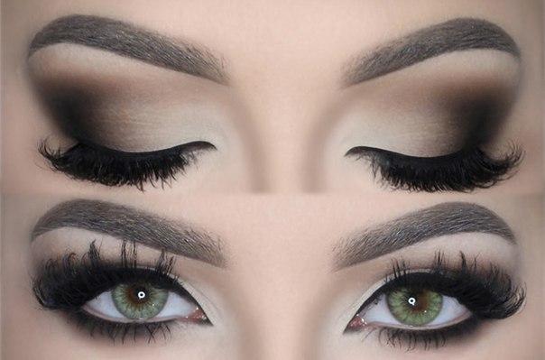 Хочешь освоить технику smoky eyes? Есть пара секретных приемов: http://whrussia....