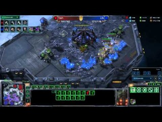 Flash vs Life - TvZ - Game 1 - Planet S - StarCraft 2 - Heart of the Swarm