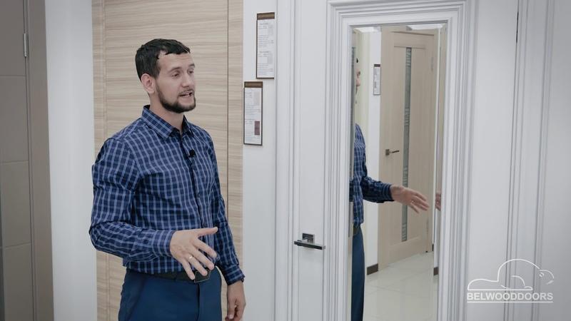 Обзор эмалированные двери