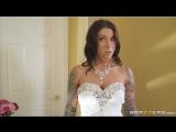 Bisexual Bride Abigail Mac &amp Felicity Feline (Milf, Lesbian, Dildo, Strap-on, Brazzers)