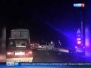 В Азовском районе произошло массовое ДТП