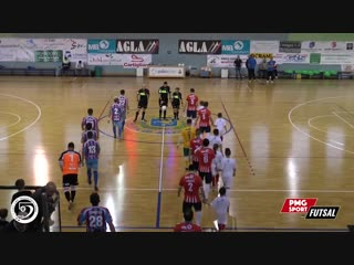Italy League - Round 7 - Real Futsal Arzignano 1x5 Meta Catania