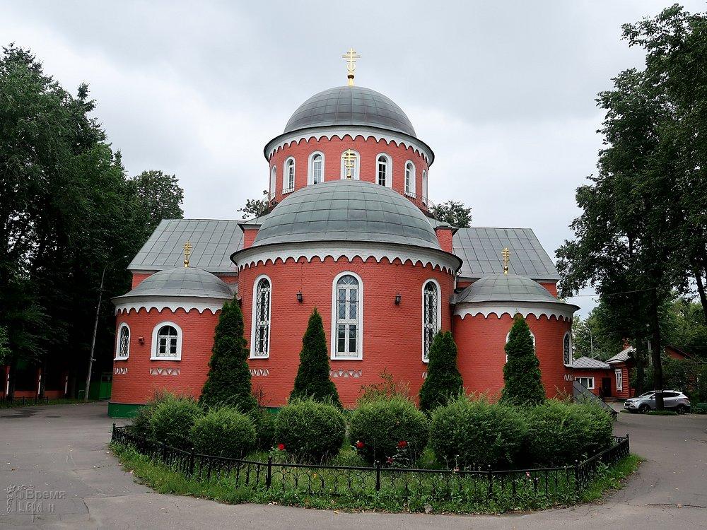 экскурсия в храм святых мучеников Адриана и Наталии в Бабушкине