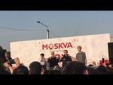 новая песня от группы MADMEN. выступления в честь день рождения ТРЦ Moskva metropolitan