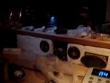 Cosmo home studio!