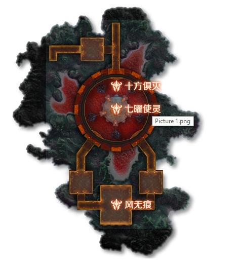 Подземелье 59lvl — Сумрачный храм