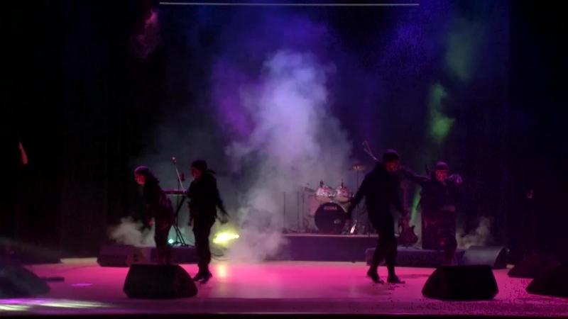 Балетная группа ансамбля Танец Антитеррор