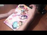 Посылка из Японии:Артбук Макен-Ки! (Mаken-Ki!)