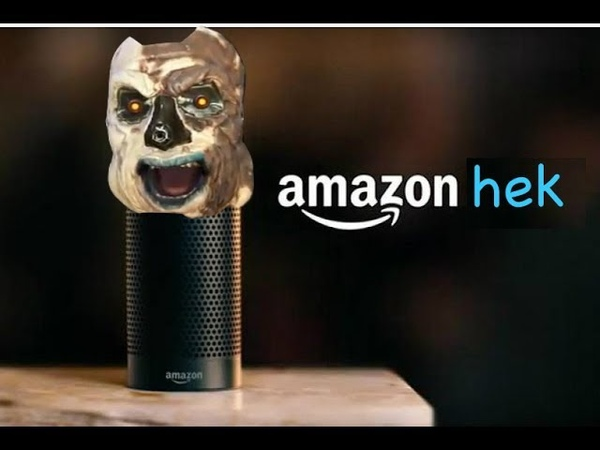 Amazon Echo Vay Hek Edition