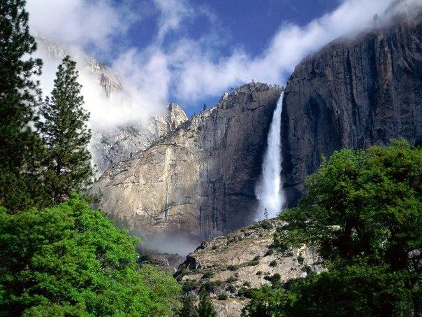 #куда_поедем 5 самых красивых водопадов мира. Сегодня наше путешествие состоится по самым красивейшим местам нашей планеты – водопады. Это поистине живописнейшие места, посмотрев на которые сразу хочется оказаться рядом с ними и наслаждаться божественной красотой этих мест. Любуйтесь!