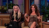 Lady Gaga meets Sofia Vergara 2011