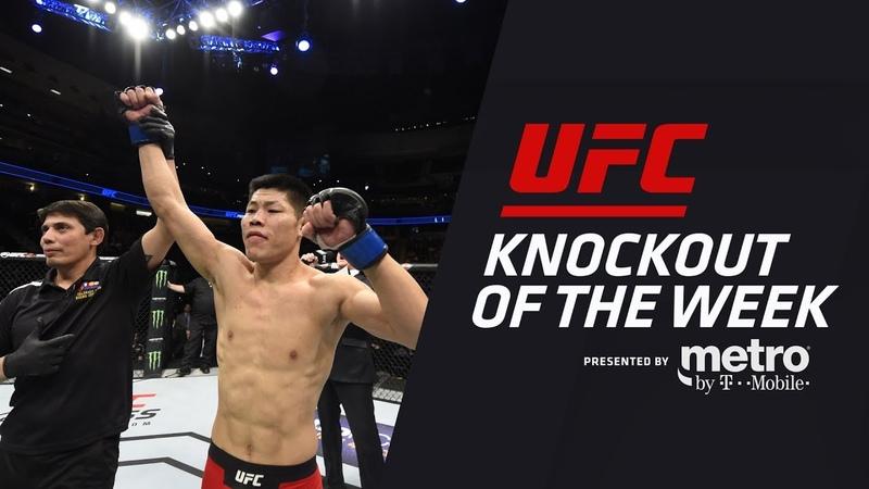 KO of the Week: Li Jingliang vs Zak Ottow