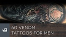 60 Venom Tattoos For Men Веном Симбиот Мы есть веном