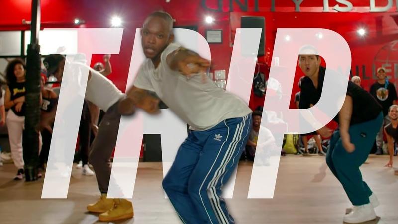 Ella Mai   Trip   Choreography By Karon Lynn