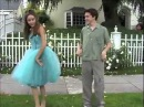 """Amanda Bynes & Drake Bell - Practicing """"Oops! I Did It Again"""" Choreography 2000)"""